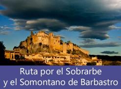 Ruta por el Sobrarbe y el Somontano de Barbastro