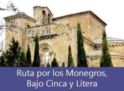 Ruta por los Monegros, Bajo Cinca y Litera