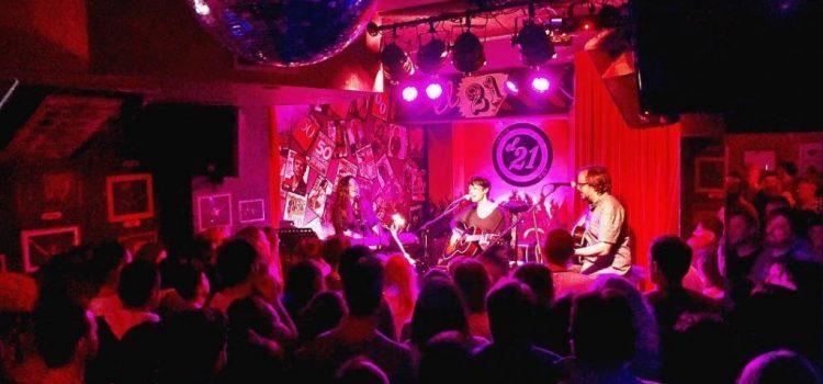 El Veintiuno ha sido galardonado por Rockdeluxe como una de las mejores salas de conciertos
