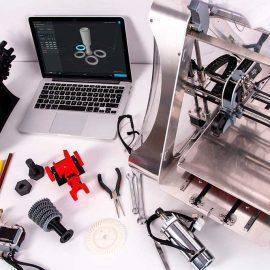 Aplicaciones de la impresión 3D en la medicina actual